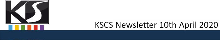 KSCS Newsletter April 10th 2020